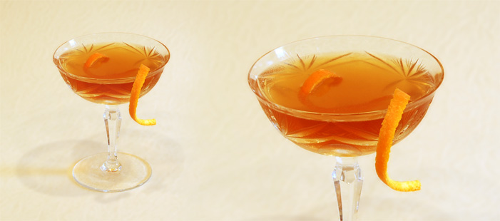 Chazeret Cocktail