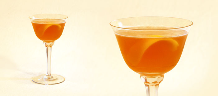 Maca-bee Cocktail